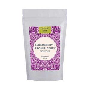 Organic Aronia & Elderberry