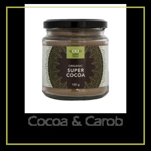 Cocoa & Carob