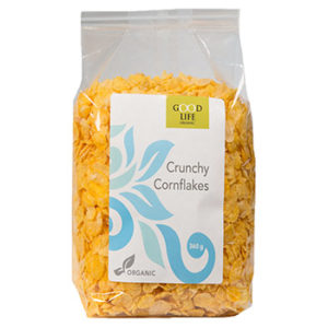 Organic Crunchy Cornflakes