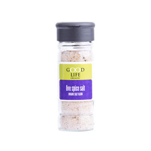 Five Spice Salt