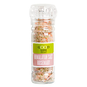 Himalayan Salt with Organic Rosemary
