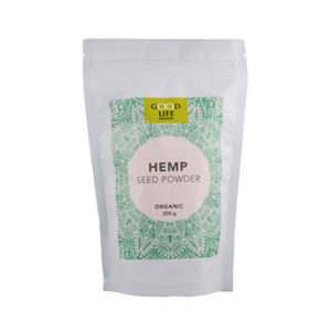 Organic Hemp Powder 30% Protein