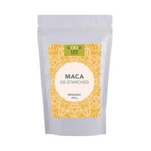 Organic Maca Powder – De-Starched (Gelatinised)