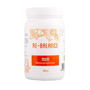Re-Balance MSM