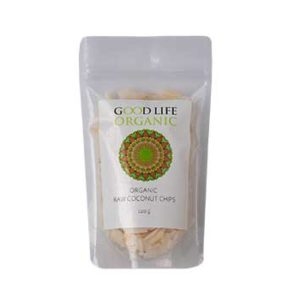 Organic Coconut Chips (Raw)