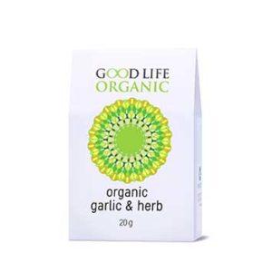 Organic Garlic & Herb