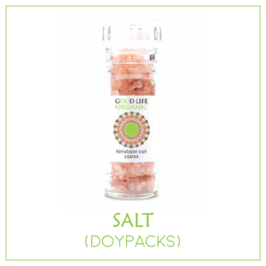 Salt - All Spices & Herbs organic - Bottles