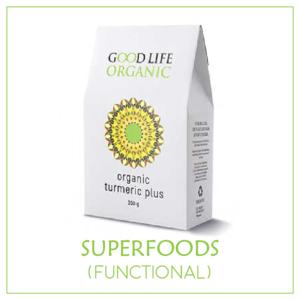 Organic Functional Foods
