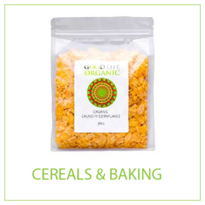 Organic Cereals and Baking