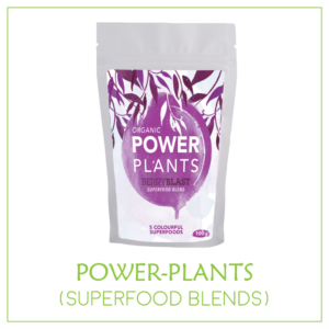 Power Plants Superfood Blends