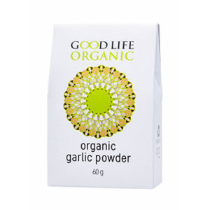 Organic Garlic Powder (contains anti-caking agent E551) – Refill