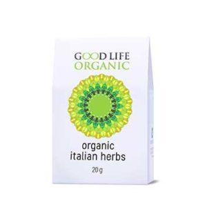 Organic Italian Herbs