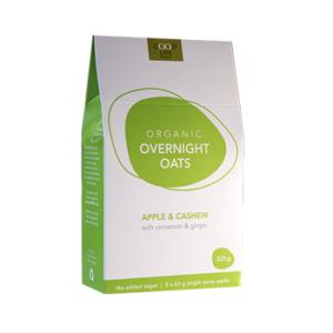 Overnight oats Apple & CASHEW