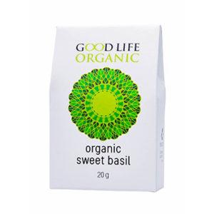 Organic Sweet Basil – Refill
