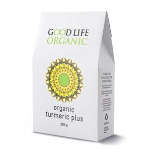 Organic Turmeric Plus Over 5.5% Curcumin