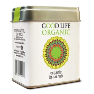 Organic Braai Rub