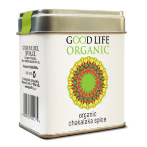 Organic Chakalaka Spice