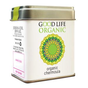 Organic Chermoula