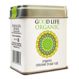 Organic Chicken Braai Rub
