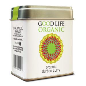 Organic Durban Curry