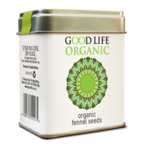 Organic Spice Blends (non - irradiated) - Tins
