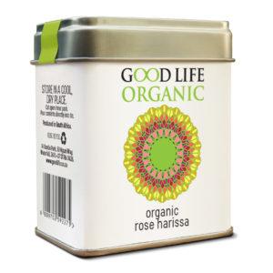 Organic Rose Harissa