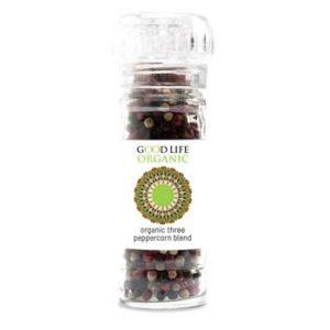Organic Three Peppercorns